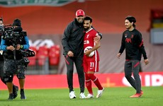 'The numbers tell the story' - Klopp hails impact of 'special' Salah after opening day hat-trick