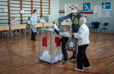 Russia holds regional polls in shadow of Alexei Navalny's poisoning