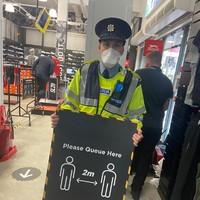 Gardaí increase patrols in Dublin as Covid-19 cases rise