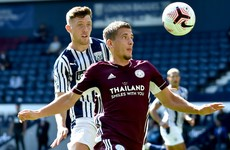 Dubliner O'Shea makes Premier League debut but West Brom easily beaten by Leicester