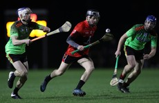 Kerry's Conway hits 0-9 as UCC hold off Na Piarsaigh to seal Cork hurling semi-final place