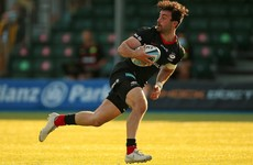 Saracens warm up for Leinster clash with hammering of Exeter