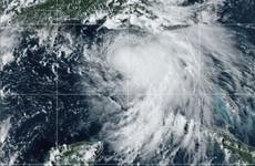 Residents on US Gulf Coast watch as Hurricane Sally tracks towards the coast