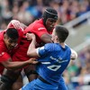 'You can't ignore the threat' - Maro Itoje in fine form for Leinster showdown