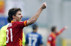 Liverpool complete deal for Roma striker Borini