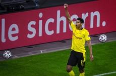English teen sensation scores on Dortmund bow