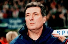 Unfinished business: Roger Lemerre takes charge of Algerian club side