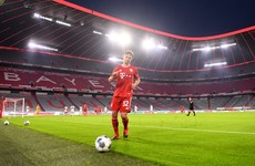 Bundesliga clubs to start season at 20% fan capacity with 15,000 set for Bayern's opener