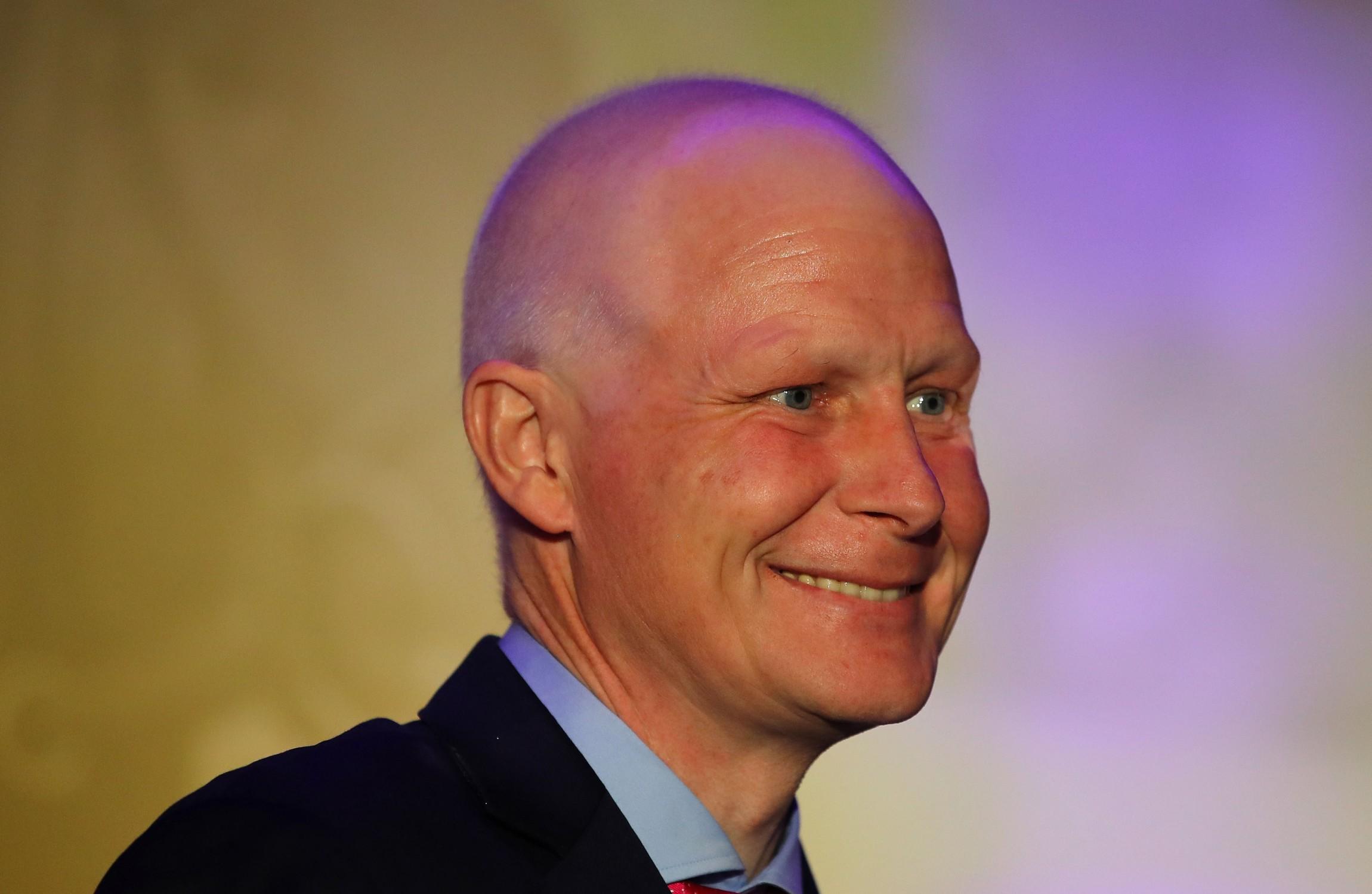 Pat Smullen: Nine-time Irish champion jockey dies at 43