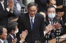 Japan appoints new prime minister to replace the long-serving Shinzo Abe
