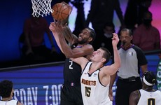 Denver trump Clippers in Game 7 to clinch place in Western Conference finals