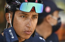 Defending champion Egan Bernal withdraws from Tour de France