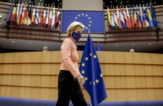 'The people of Europe are still suffering': EU chief calls for stronger health union amid pandemic