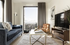Work-life balance is a breeze at these luxury apartments in Dublin's Docklands