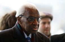 Former athletics chief Lamine Diack found guilty of doping cover-up