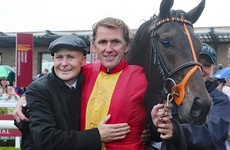 'I spent a long time crying last night' - McCoy pays tribute to Pat Smullen
