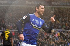 Ireland striker Hogan leaves Aston Villa for four-year deal at Birmingham City