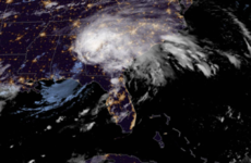 Hurricane Sally: Storm weakens over US after leaving one dead and streets under water