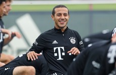 Liverpool agree fee with Bayern Munich for Thiago Alcantara - report