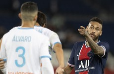 PSG defender handed six-match ban while Neymar suspended for punch as racism investigation opens