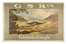 How a lost shoe and Viking coins help tell the history of Glendalough