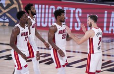 Miami Heat come from behind to burn Boston Celtics again for 2-0 NBA series lead