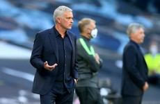 Mourinho slams football's top brass as Spurs face fixture chaos