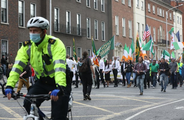 'The Infodemic': Ireland's weak far-right hopes to gain from online conspiracies and misinformation
