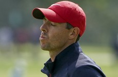 Closing birdies puts Lowry in mix to make cut as DeChambeau sets clubhouse lead at US Open