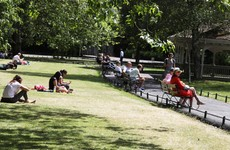 Dubliners advised they can meet up with up to six people from another household in a public park