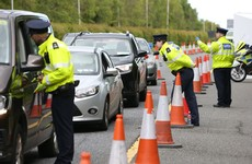Extra gardaí drafted to Dublin and checkpoints across county as Level 3 restrictions begin