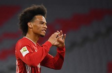 Bayern Munich rout Schalke 8-0 in historic Bundesliga start