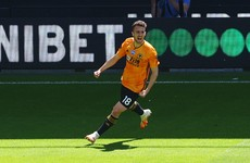 Liverpool agree fee with Wolves for Diogo Jota