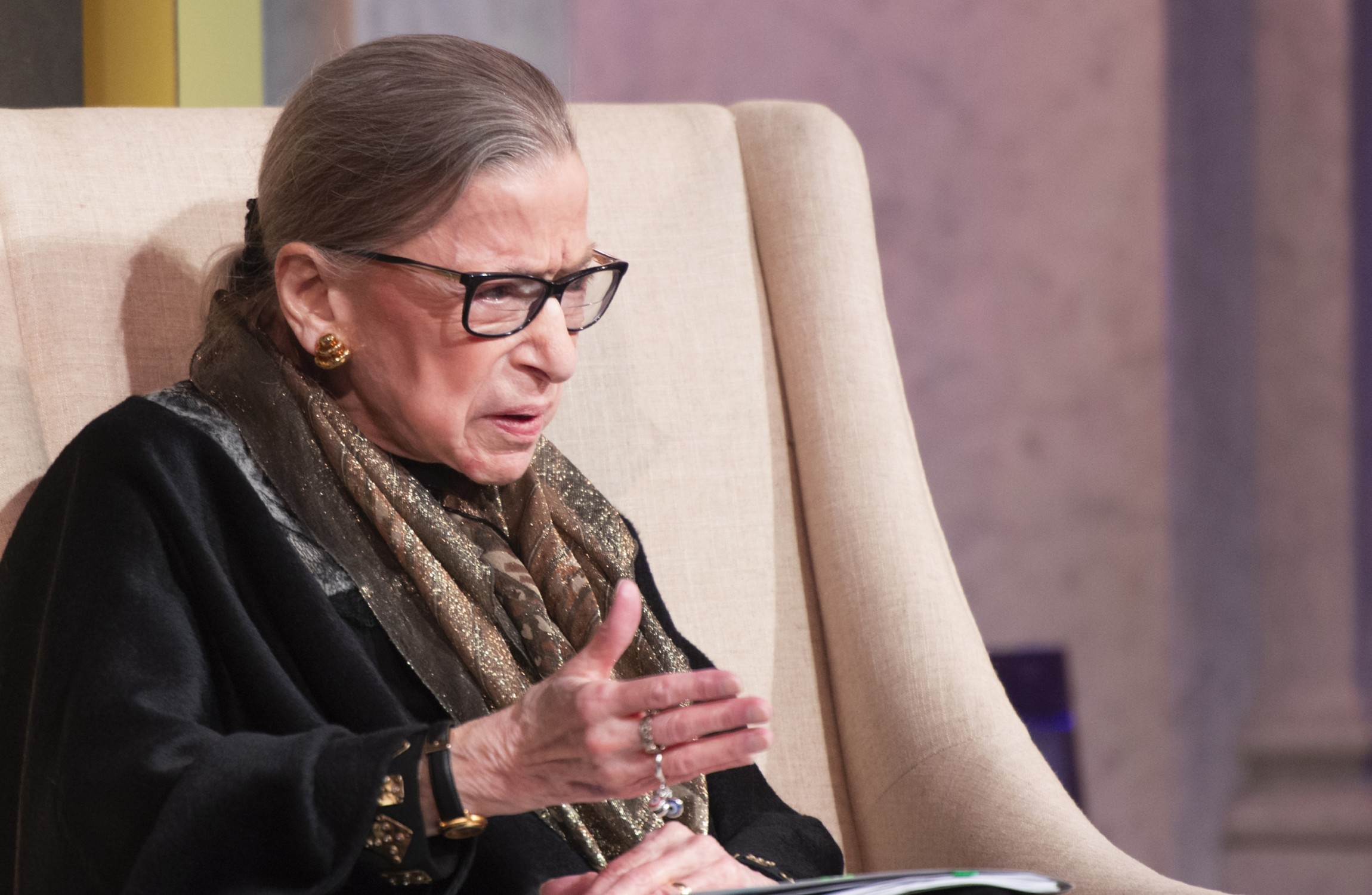 Ruth Ginsburg dead at 87