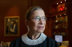'An American hero': Tributes paid to women's rights champion Ruth Bader Ginsburg