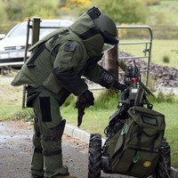 Army bomb squad removes viable device discovered in Galway city
