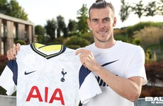 Spurs announce arrival of Real Madrid duo as Gareth Bale returns to Premier League
