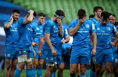 'It's not my first dark day in a Leinster jersey, so it's how we react' - Ringrose