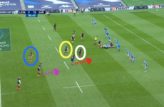 How Leinster were left with an insurmountable hill to climb against Saracens