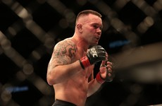 Covington dominant en route to victory over former UFC champion Woodley