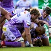 Hogg ecstatic as Exeter book semi-final date with Toulouse