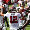 Brady off the mark in Bucs win, Cowboys stun Falcons