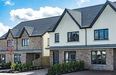 Brand new three-beds with great transport links in Kildare from €340k