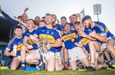 From 'getting absolutely hammered' at junior level to celebrating Tipperary senior hurling glory