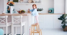 How to make your kitchen more kid-friendly - without changing everything you love about it