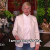 Ellen DeGeneres addresses toxic workplace allegations in her show's opening monologue