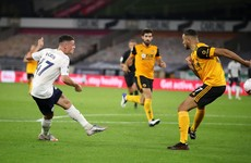 Man City survive Wolves scare to make winning start