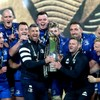 Kearney and McFadden bid farewell to Leinster after superb service
