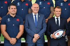 World Rugby vice-chairman Laporte placed in police custody for questioning