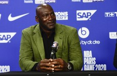 Michael Jordan buys NASCAR team, Bubba Wallace to be driver